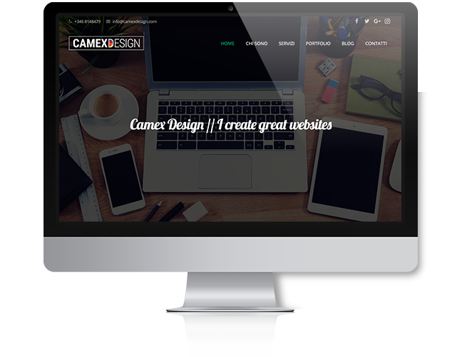 Camex Design in evidenza