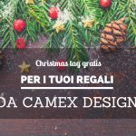 Christmas Tag da stampare gratis per i tuoi regali!