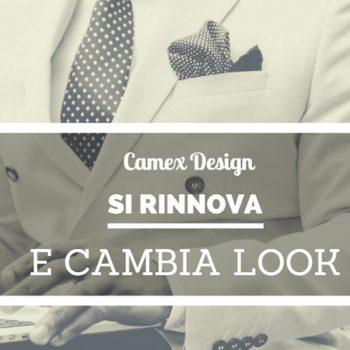 camex design si rinnova e cambia look