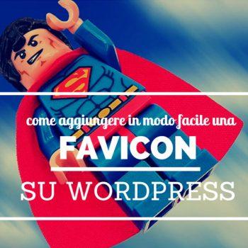 come aggiungere la favicon su wordpress
