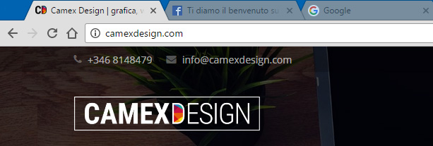 Come aggiungere la favicon su WordPress