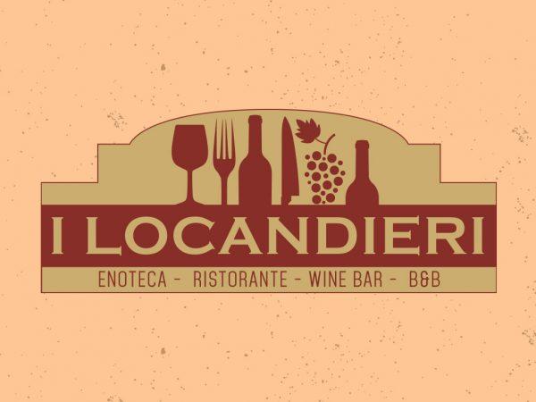 I Locandieri | Logo Design
